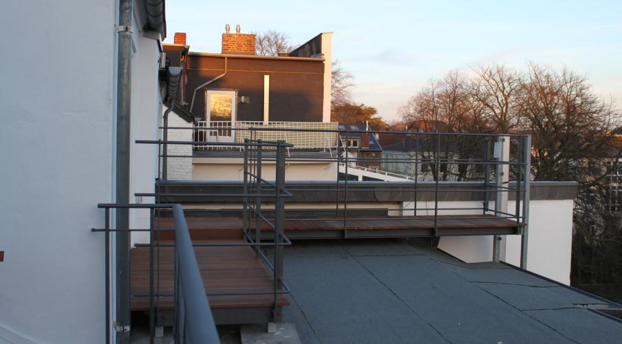 Die 2. Terrasse