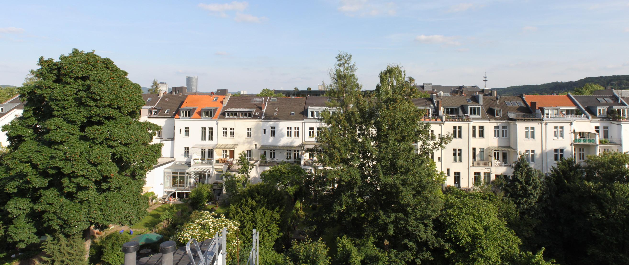 Exklusiv möbliert wohnen in Bonn